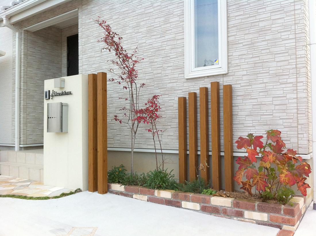 ガーデン工事 023
